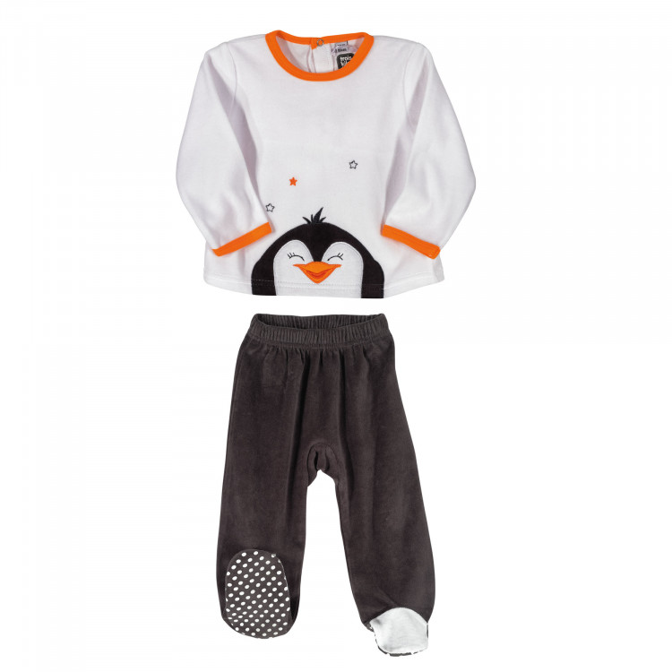 Pyjama 2 pièces - Pingouin