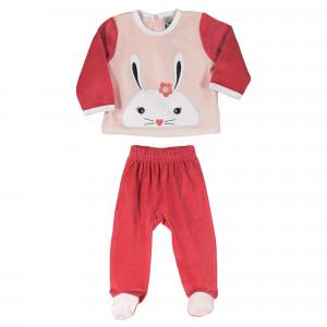 Pyjama 2 pièces - Lapin